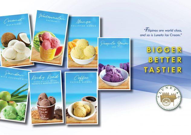 luneta ice cream philippine independence day