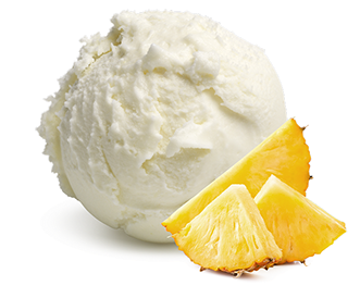 luneta ice cream pineapple